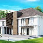 Çelik Villa 498 M2